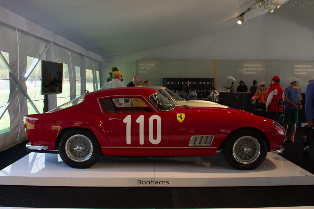 Ferrari 250 GT TdF Scaglietti '1 Louvre' Coupe - Chassis: 0899GT   - 2017 Monterey Auctions