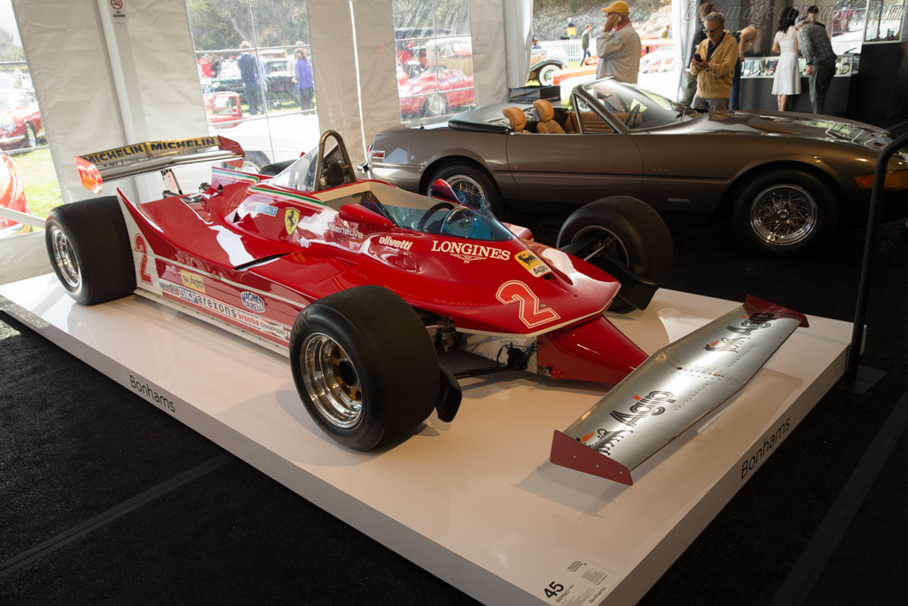 Ferrari 312 T5 - Chassis: 046   - 2017 Monterey Auctions