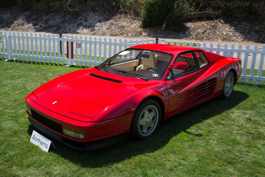 Ferrari Testarossa - Chassis: 65813   - 2017 Monterey Auctions