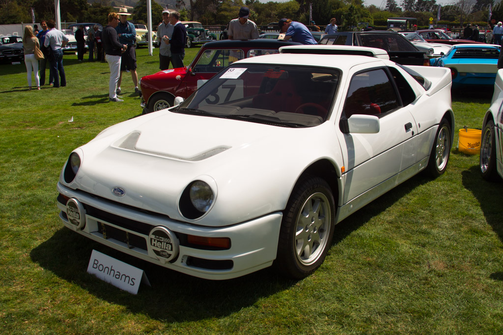 Ford RS200 - Chassis: SFACXXBJ2CGL00133   - 2017 Monterey Auctions