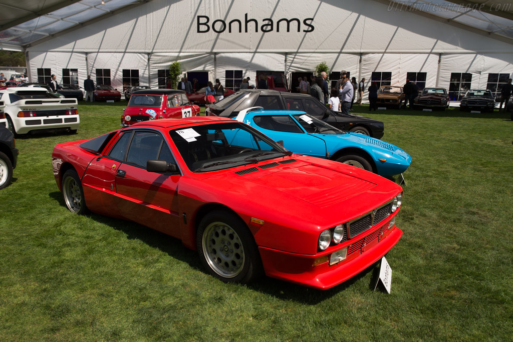Lancia 037 Stradale - Chassis: ZLA151AR0 00000159   - 2017 Monterey Auctions