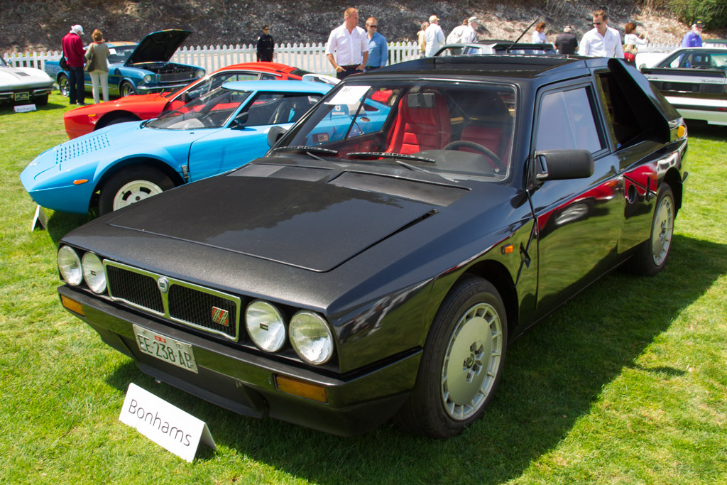 Lancia Delta S4 Stradale - Chassis: ZLA038AR000000005   - 2017 Monterey Auctions