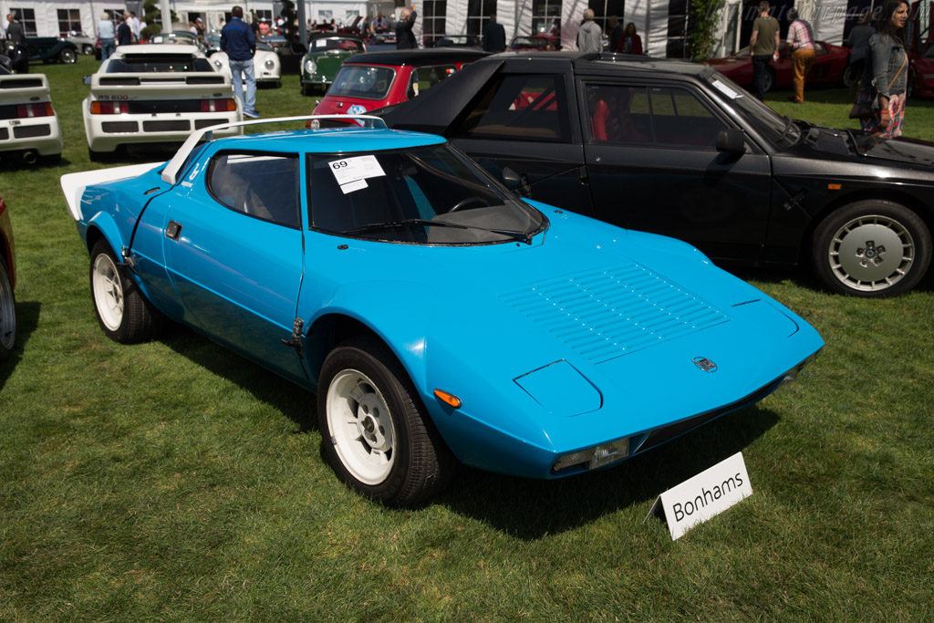Lancia Stratos HF Stradale - Chassis: 829AR0 0000008   - 2017 Monterey Auctions