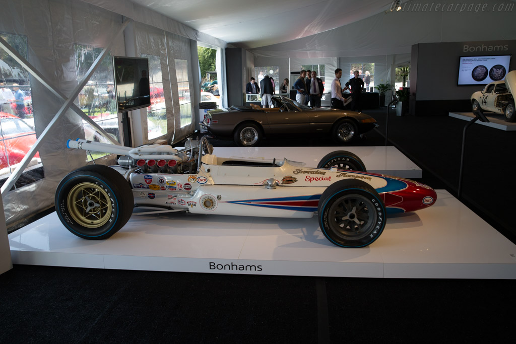 Lotus 34 Ford - Chassis: 34/2   - 2017 Monterey Auctions