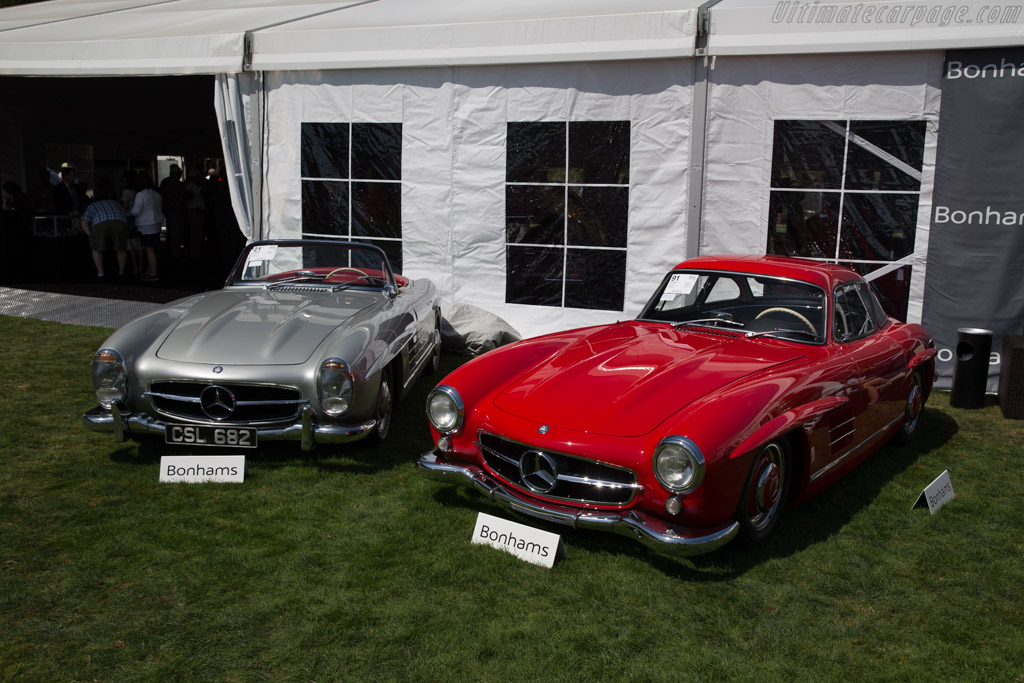 Mercedes-Benz 300 SL 'Gullwing' Coupe - Chassis: 198.040.5500771   - 2017 Monterey Auctions
