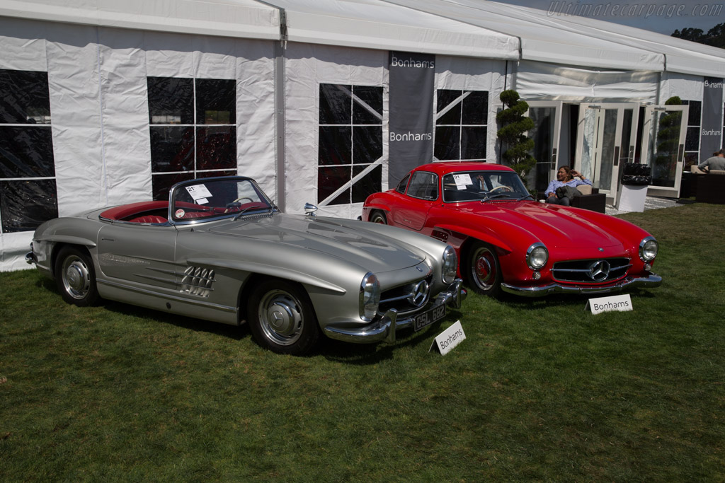 Mercedes-Benz 300 SL Roadster - Chassis: 198.042.7500299   - 2017 Monterey Auctions