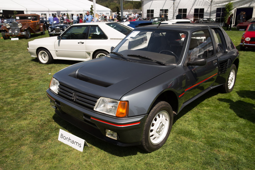 Peugeot 205 T16 - Chassis: VF3741R76E5100127   - 2017 Monterey Auctions