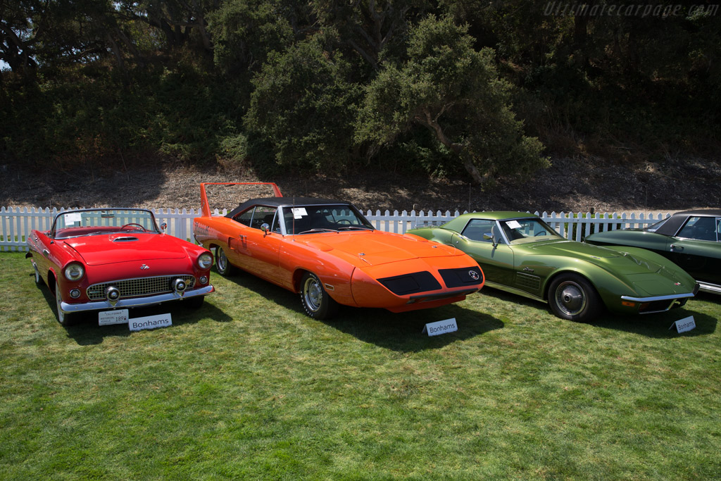 Plymouth Road Runner Superbird - Chassis: RM23U0A164599   - 2017 Monterey Auctions