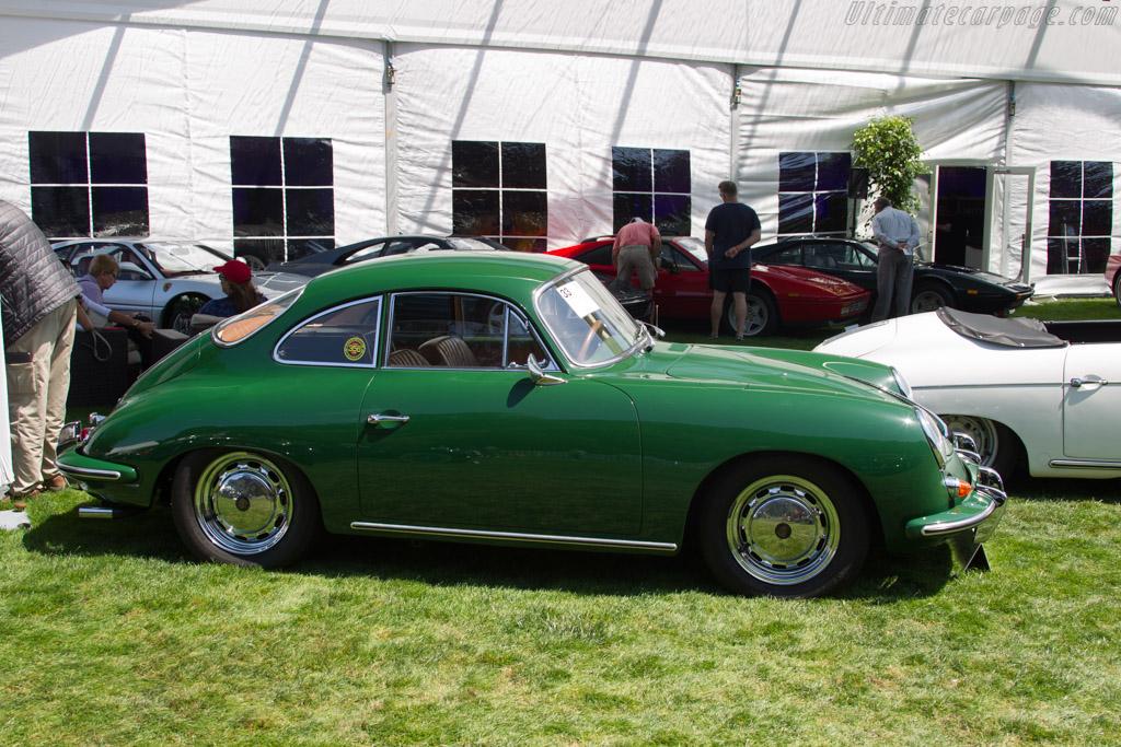 Porsche 356 SC Reutter Coupe - Chassis: 179019   - 2017 Monterey Auctions