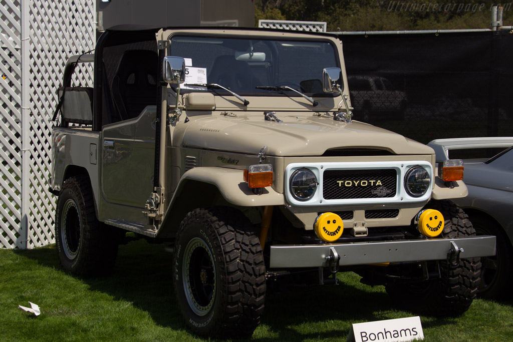 Toyota Land Cruiser BJ40 Convertible - Chassis: BJ40-042089   - 2017 Monterey Auctions