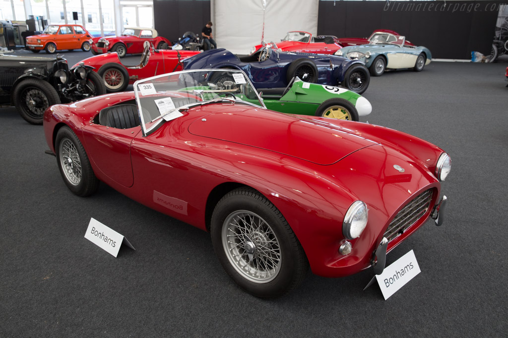 AC Ace Bristol - Chassis: BEX387   - 2015 Goodwood Revival