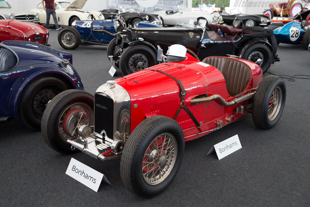 Amilcar C6 Voiturette - Chassis: 11037   - 2015 Goodwood Revival