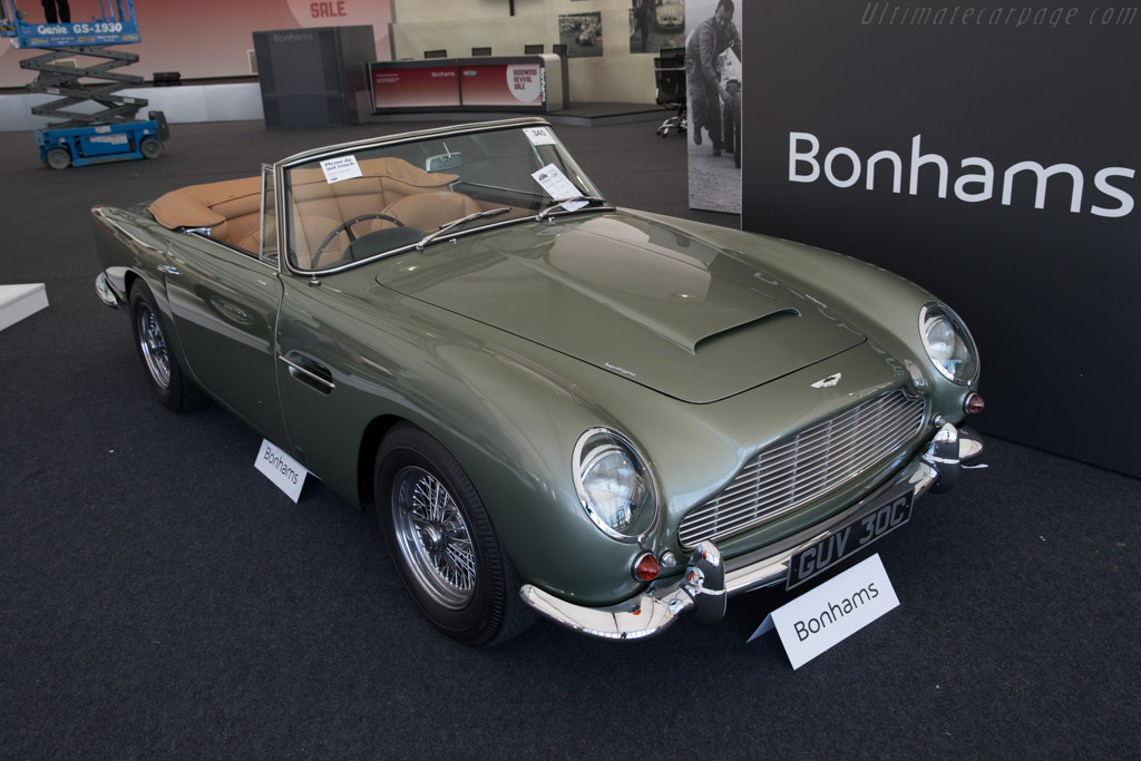 Aston Martin DB5 Convertible - Chassis: DB5C/2119/R   - 2015 Goodwood Revival
