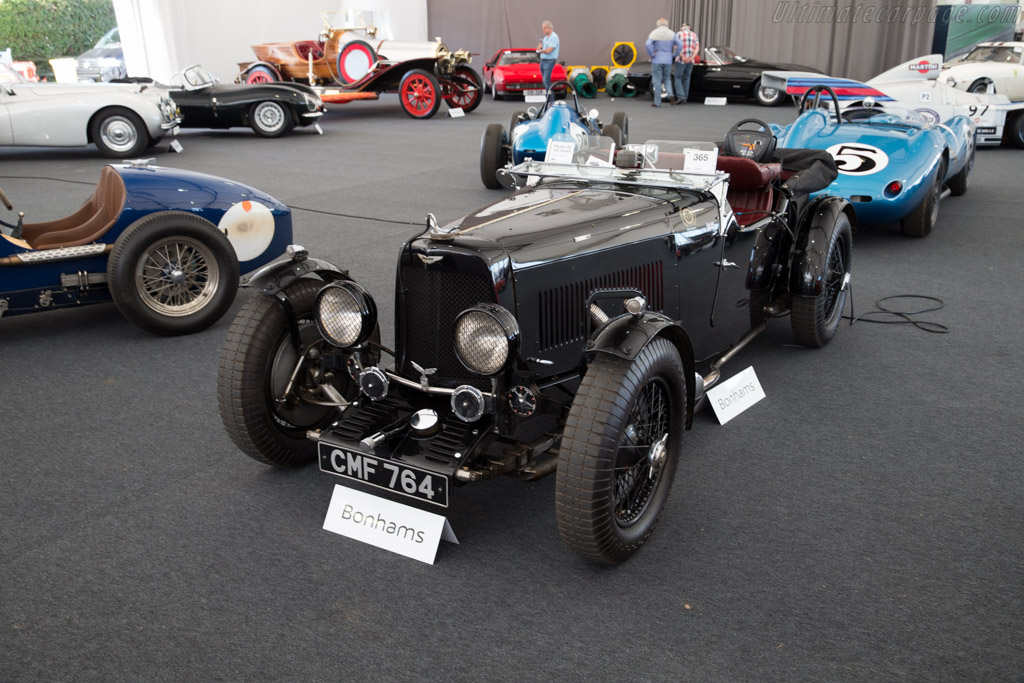 Aston Martin Ulster - Chassis: D5/570/U   - 2015 Goodwood Revival
