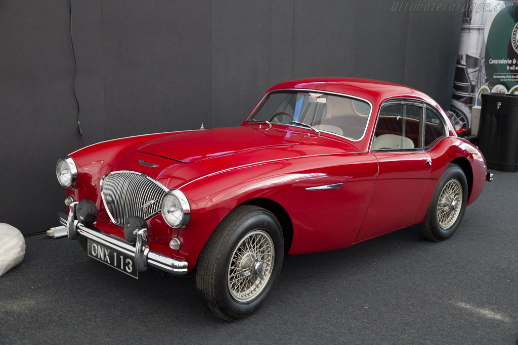 Austin Healey 100S Coupe - Chassis: BN1/142615   - 2015 Goodwood Revival