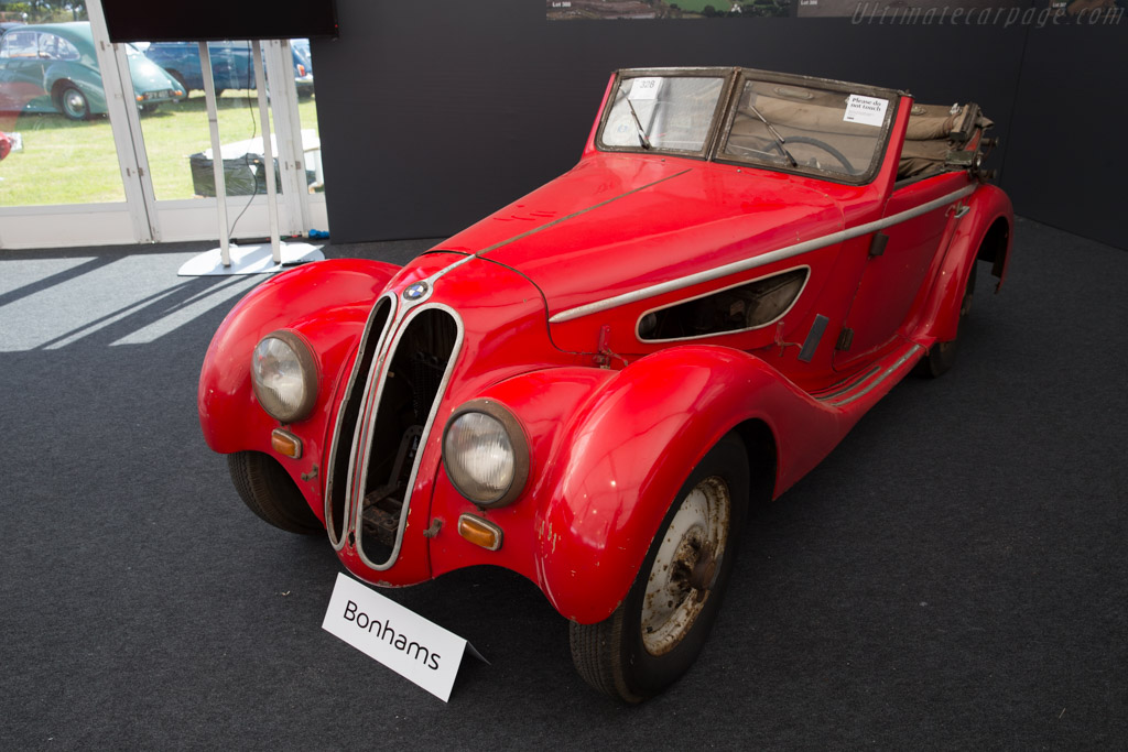 BMW 328 Cabriolet - Chassis: 85043   - 2015 Goodwood Revival