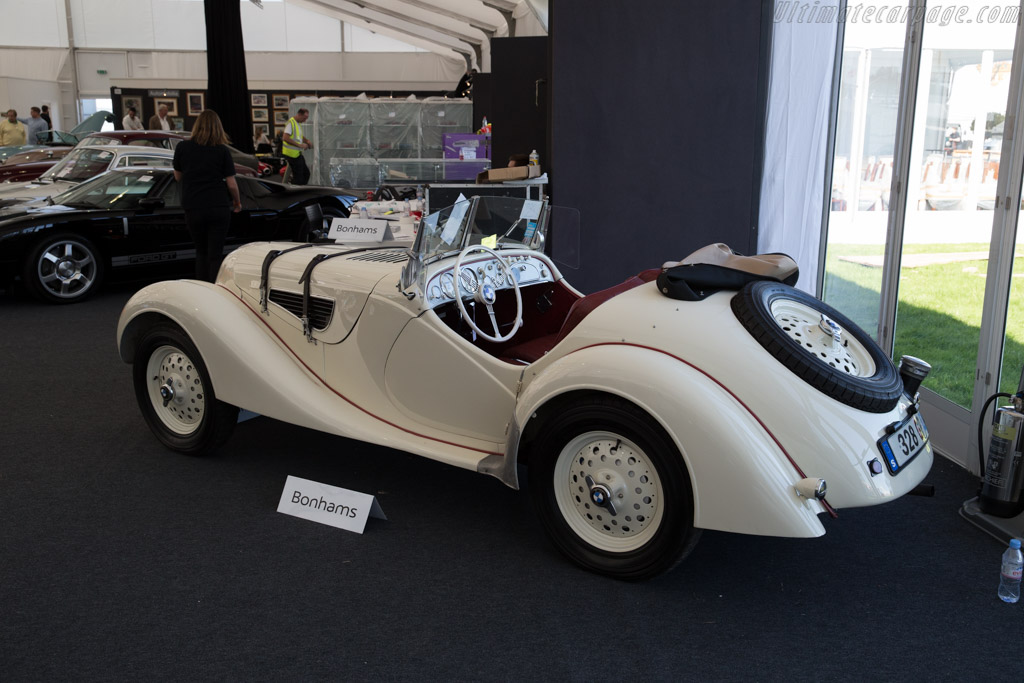 BMW 328 Roadster - Chassis: 85378   - 2015 Goodwood Revival