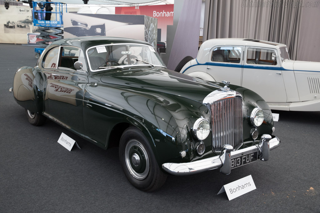 Bentley R-Type Continental - Chassis: BC32C   - 2015 Goodwood Revival