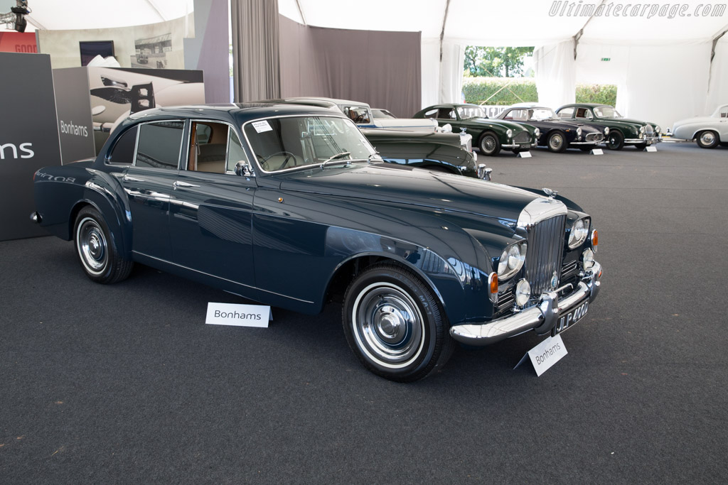 Bentley S3 Continental Flying Spur Chassis Bc68xe