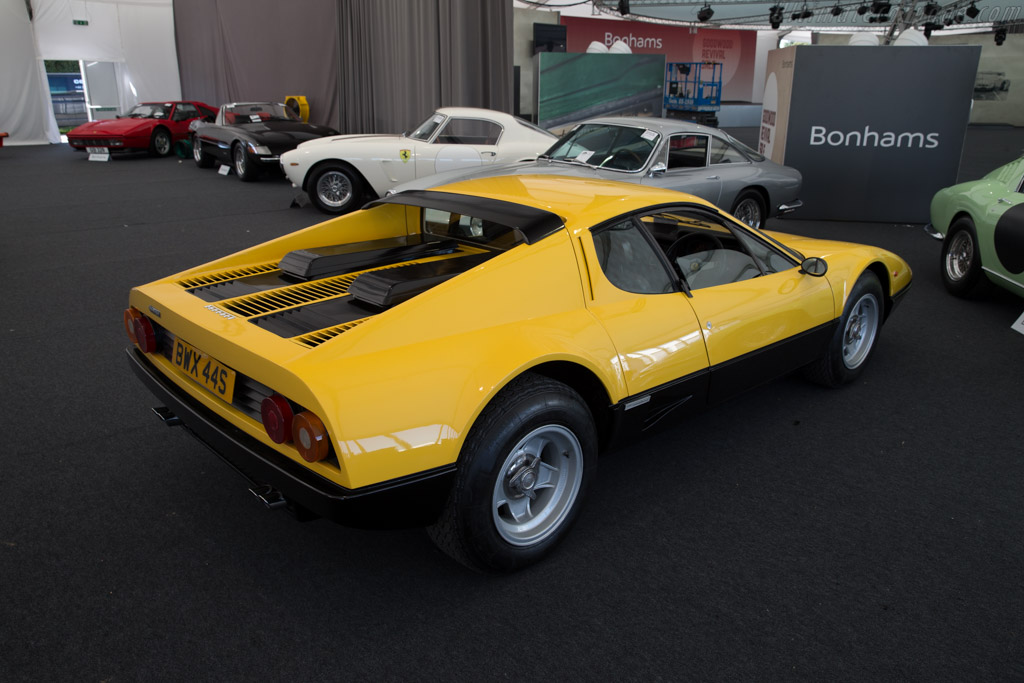 Ferrari 512 BB - Chassis: 21689   - 2015 Goodwood Revival