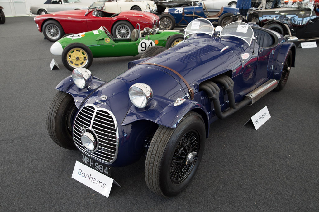 HRG Maserati - Chassis: 49/1   - 2015 Goodwood Revival