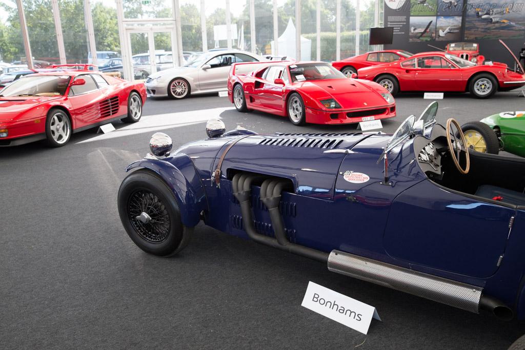 HRG Maserati - Chassis: 49/1   - 2015 Goodwood Revival