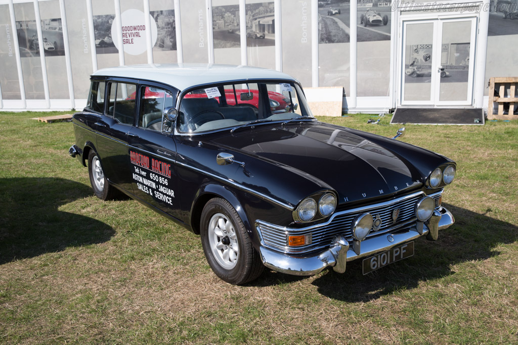 Humber Super Snipe Estate - Chassis: B8203721BWHUO   - 2015 Goodwood Revival