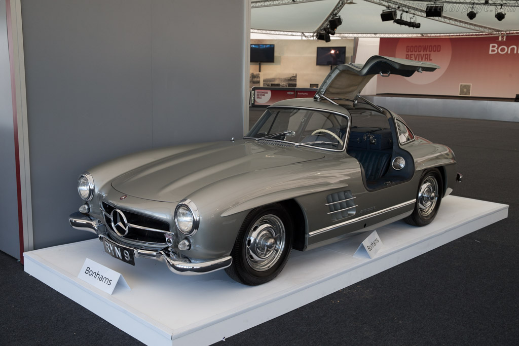 Mercedes-Benz 300 SL - Chassis: 198.040.5500810   - 2015 Goodwood Revival