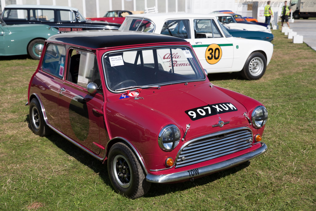 Morris Mini Competition - Chassis: MA2S4-31300   - 2015 Goodwood Revival