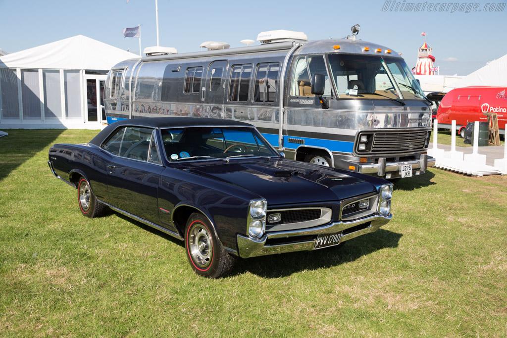 Pontiac GTO    - 2015 Goodwood Revival