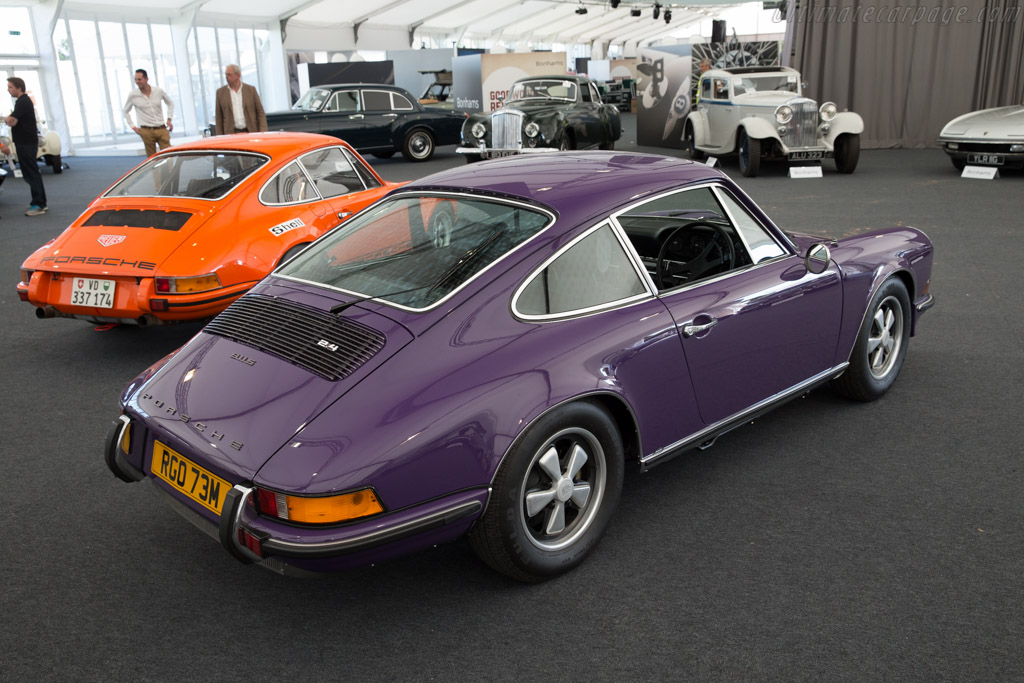 Porsche 911 S 2.4 Coupe - Chassis: 911 330 1311   - 2015 Goodwood Revival