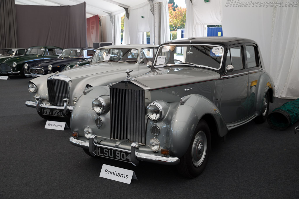 Rolls-Royce Silver Dawn - Chassis: SPG85   - 2015 Goodwood Revival