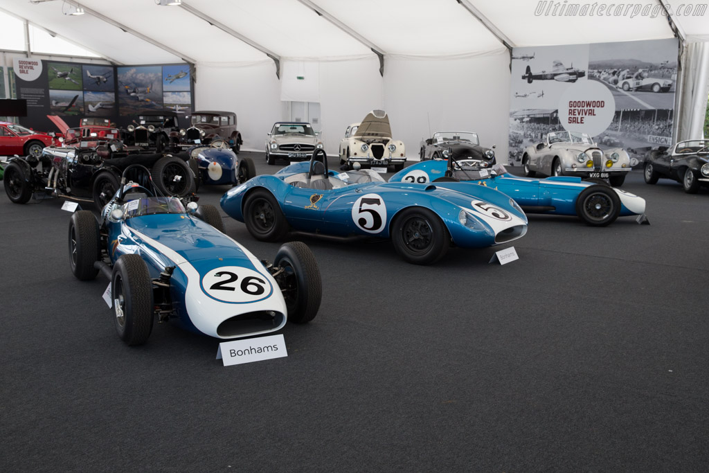 Scarab F1 Offenhauser - Chassis: 001   - 2015 Goodwood Revival