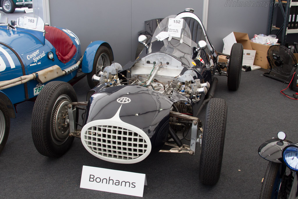 Aston Butterworth Grand Prix - Chassis: nb42   - 2016 Goodwood Revival