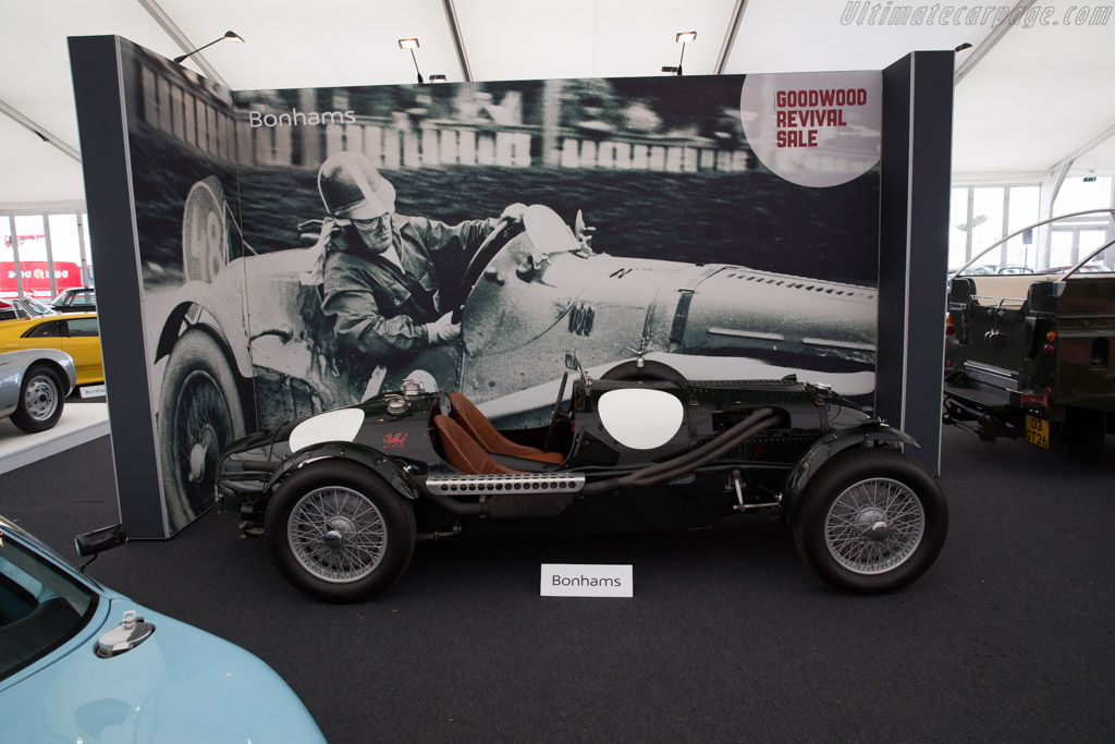 Aston Martin Speed Model - Chassis: H6/711/U   - 2016 Goodwood Revival