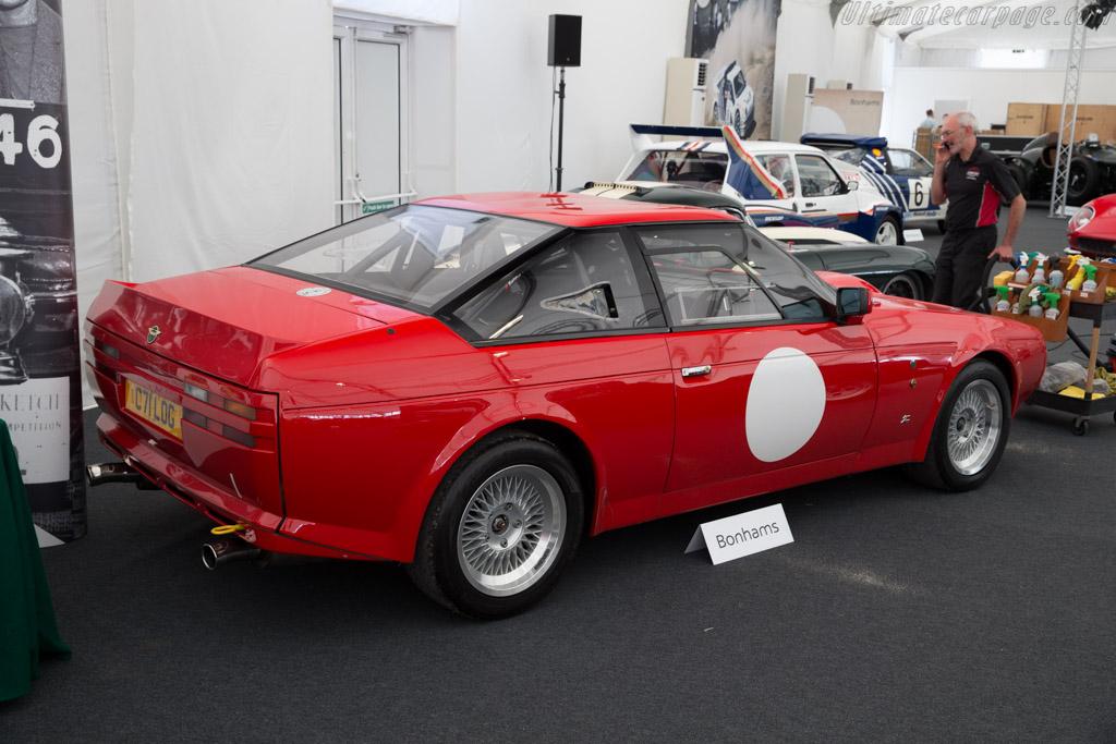 Aston Martin V8 Vantage Zagato - Chassis: 20013   - 2016 Goodwood Revival