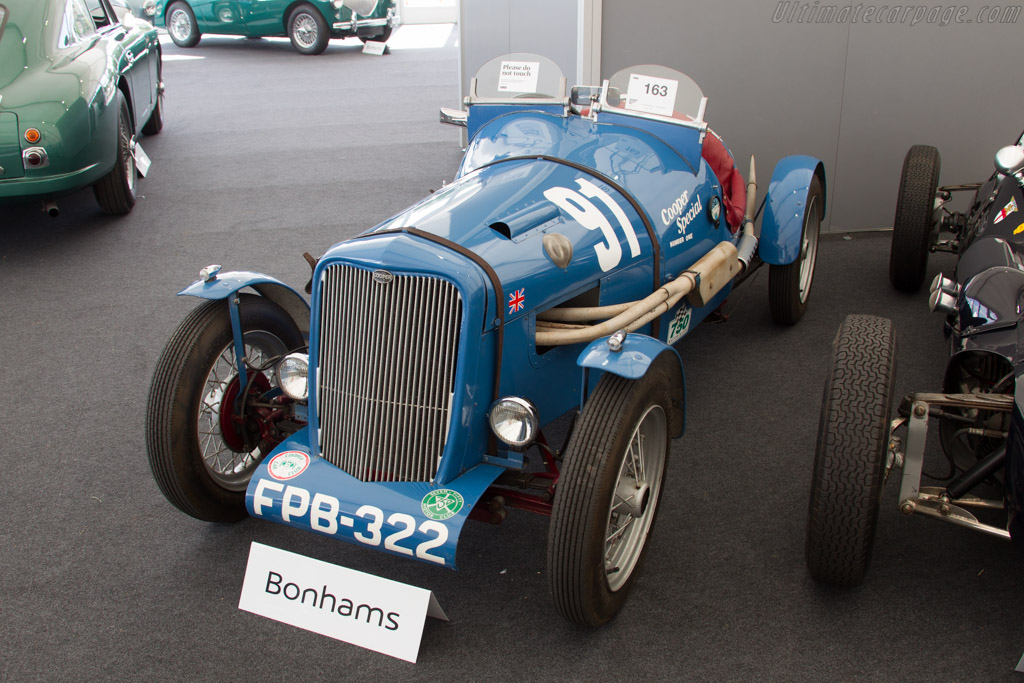 Cooper T1 Austin Special - Chassis: C1   - 2016 Goodwood Revival