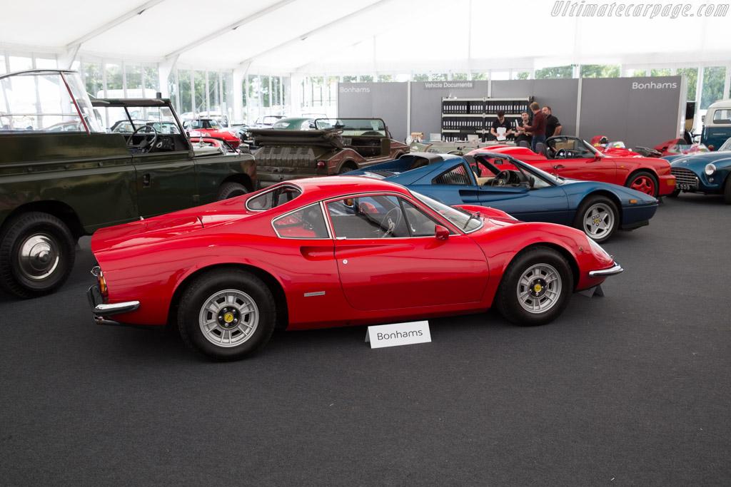 Ferrari 246 Dino GT - Chassis: 06580   - 2016 Goodwood Revival
