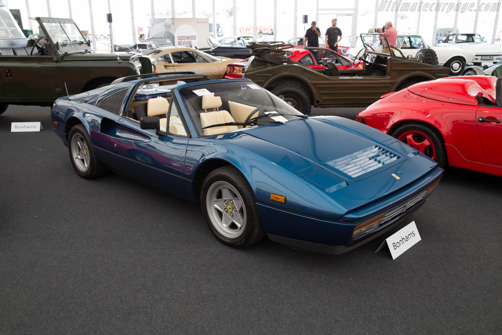 Ferrari 328 GTS - Chassis: 67213   - 2016 Goodwood Revival