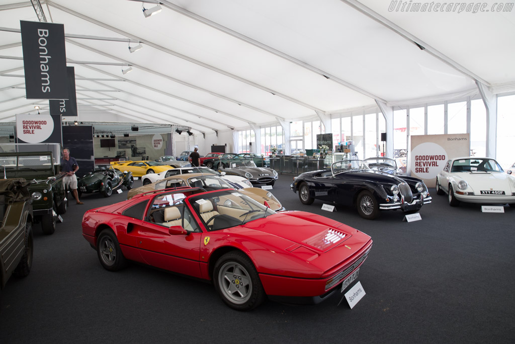 Ferrari 328 GTS - Chassis: 66221   - 2016 Goodwood Revival