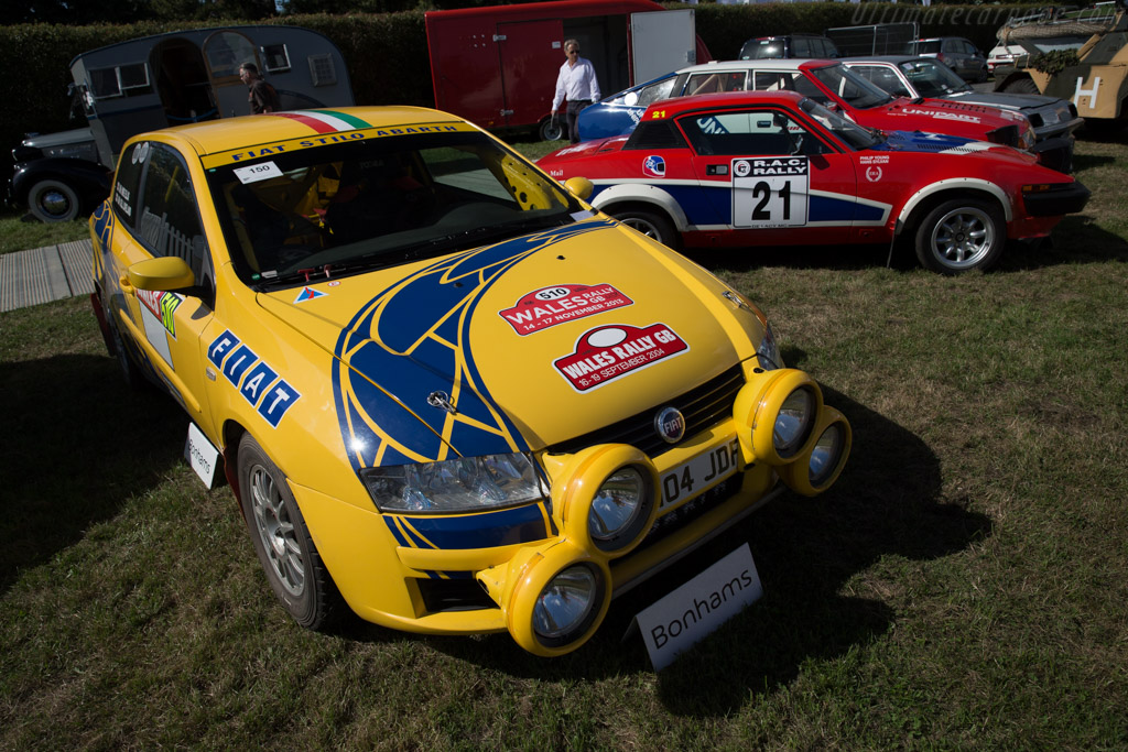 Fiat Stilo Abarth Group A - Chassis: ZFA19200000065417   - 2016 Goodwood Revival