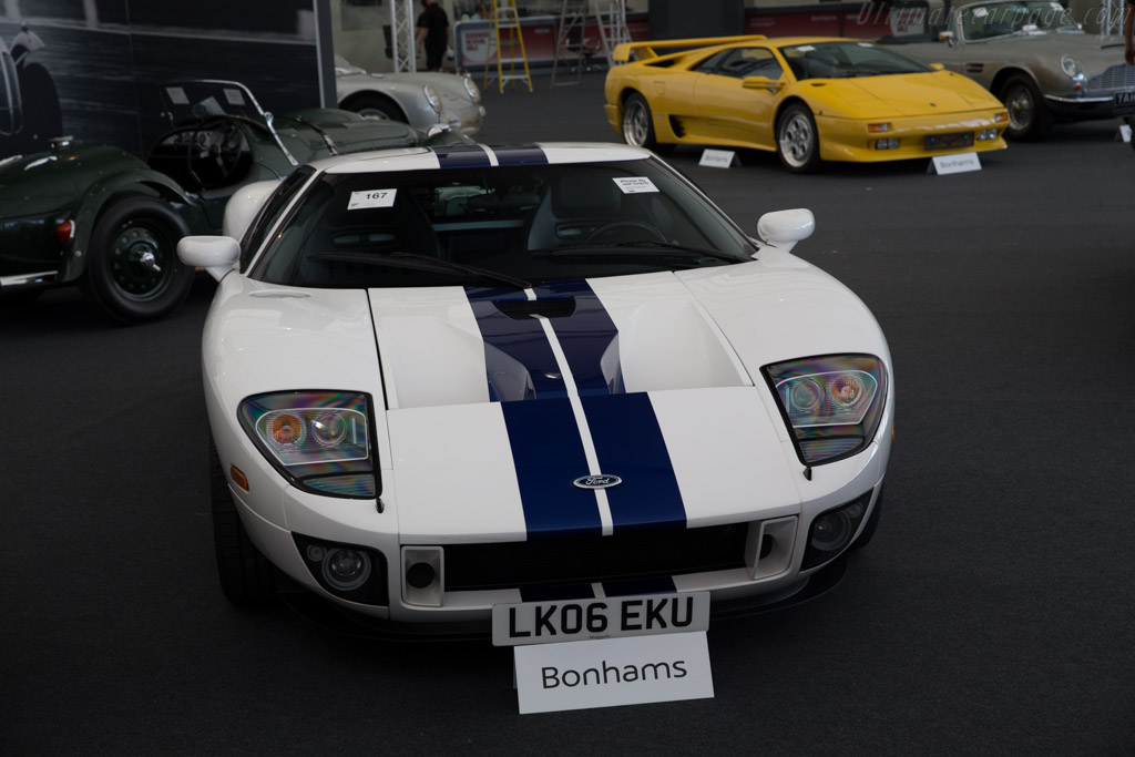 Ford GT - Chassis: 1FAFP90S35Y401276  - 2016 Goodwood Revival