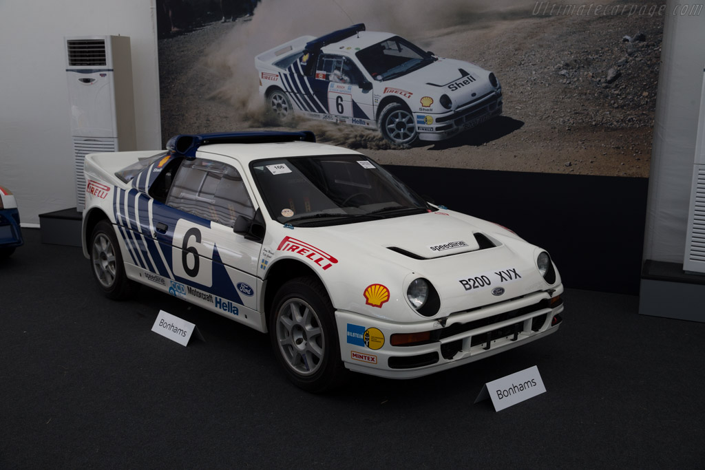 Ford RS200 - Chassis: SFACXXBJ2CGL00064   - 2016 Goodwood Revival