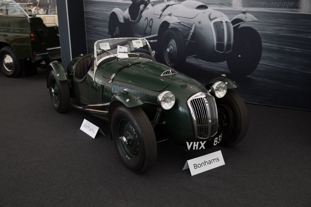 Frazer Nash Le Mans Replica - Chassis: 421/100/120   - 2016 Goodwood Revival
