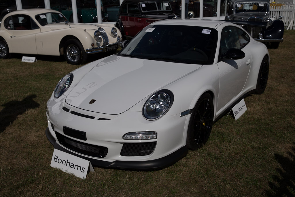 Porsche 911 GT3 RS - Chassis: WP0ZZZ99ZBS780358   - 2016 Goodwood Revival