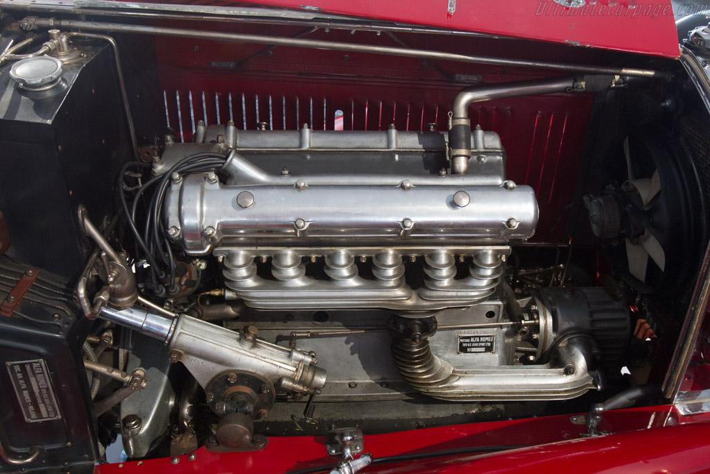 Alfa Romeo 6C 1750 GS Zagato Spider - Chassis: 1084358   - 2017 Scottsdale Auctions