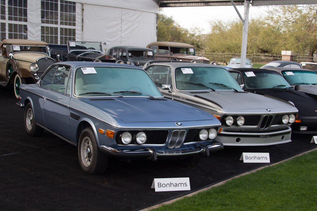 BMW 3.0 CS - Chassis: 2240697   - 2017 Scottsdale Auctions