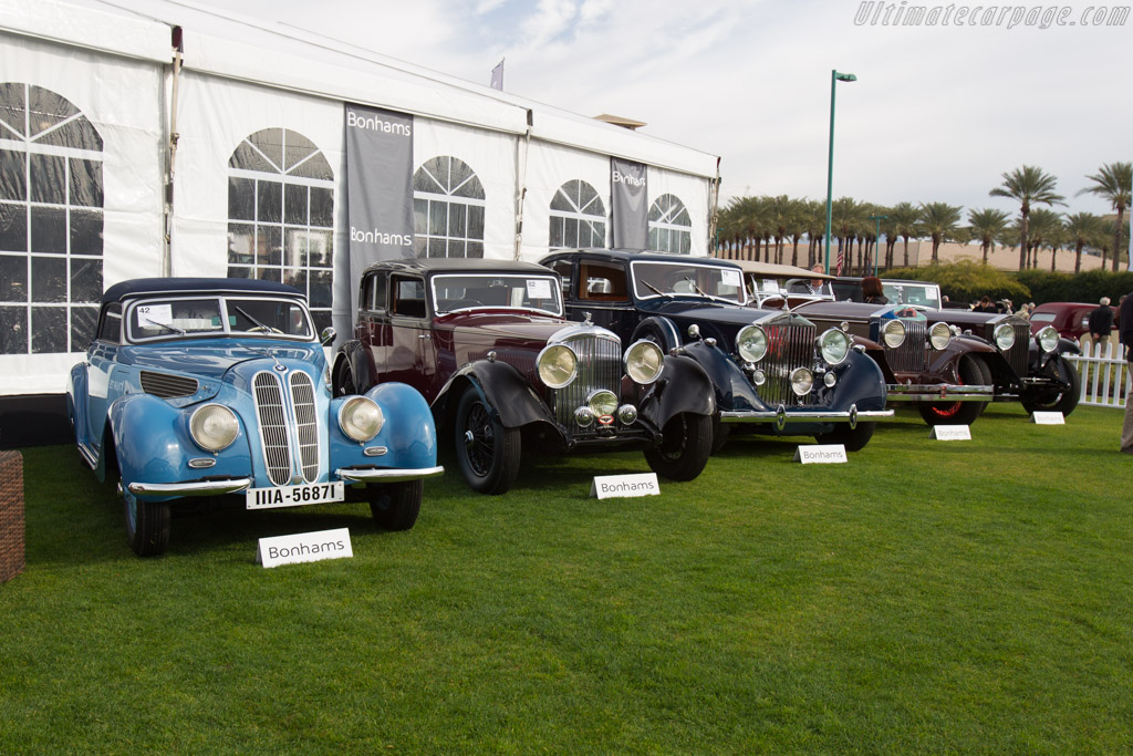 BMW 327/328 - Chassis: 74582   - 2017 Scottsdale Auctions