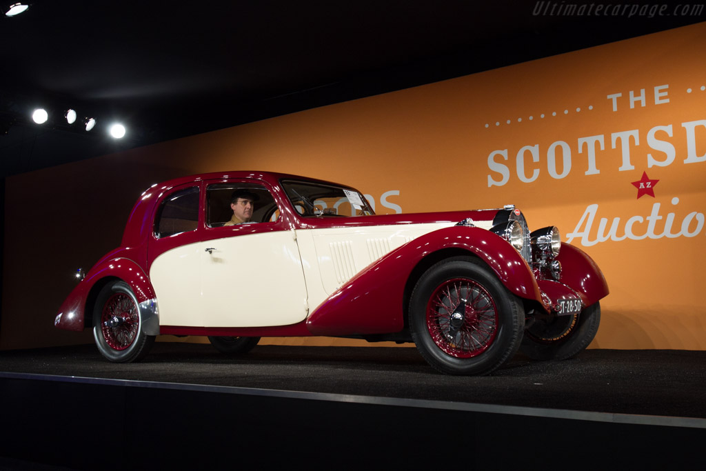Bugatti Type 57 Graber Pillarless Coupe - Chassis: 57443   - 2017 Scottsdale Auctions