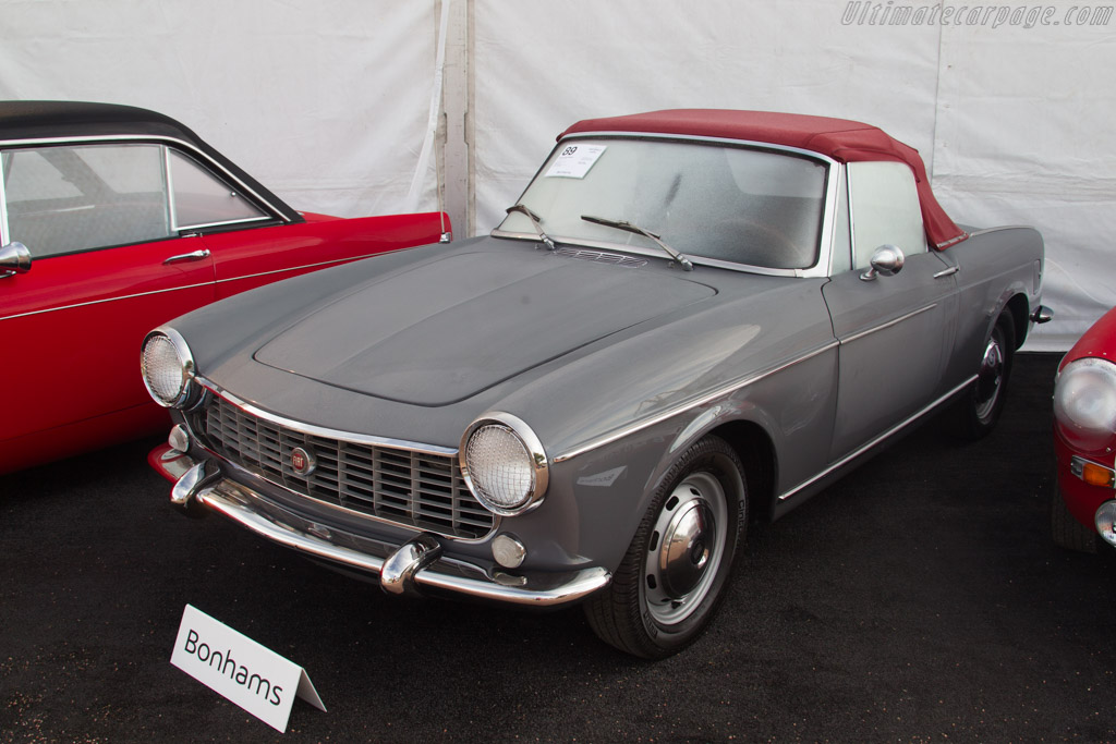 Fiat 1500 Cabriolet - Chassis: 437124   - 2017 Scottsdale Auctions
